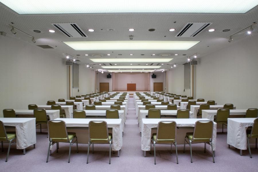 コンベンションホール「シルク」/会議室