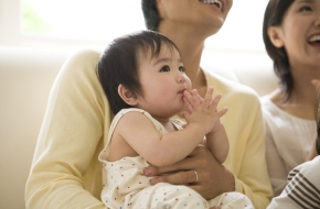 赤ちゃん大満足特典&お部屋食で安心