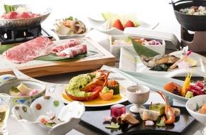 贅沢料理の「極味会席膳プラン」