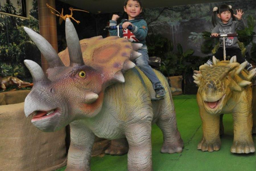 日光・鬼怒川 3D宇宙恐竜館