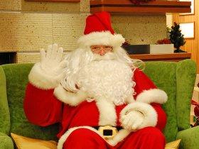 サンタさんからのサプライズプレゼント
